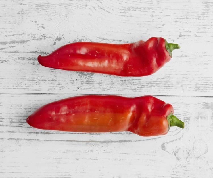 Рекордсмен по содержанию витаминов — сладкий перец «рамиро» с экзотическим внешним видом
