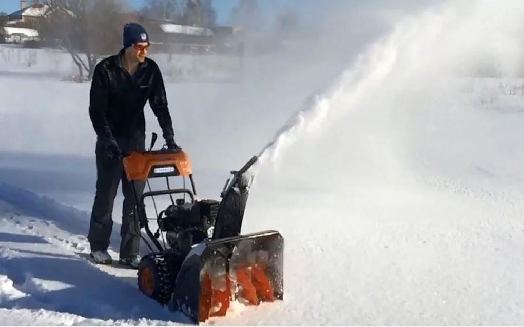 Особенности снегоуборщиков patriot и популярные модели