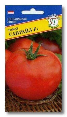 Томат санрайз f1: характеристика и описание сорта, фото, отзывы, урожайность