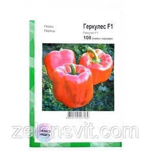 Лидер среди перцев — гибрид «геркулес f1». характеристика, выращивание, отзывы