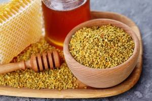 Пчелиная пыльца: полезные свойства, как принимать