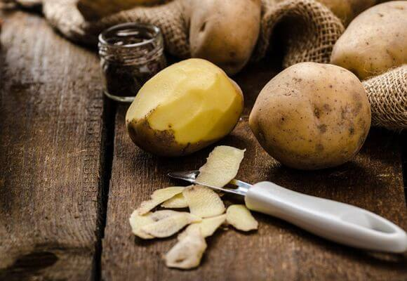 Подкормка смородины картофельным крахмалом