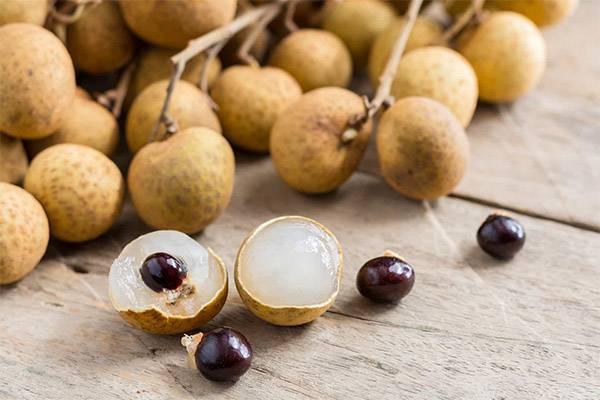 Чем полезен лонган для нашего здоровья