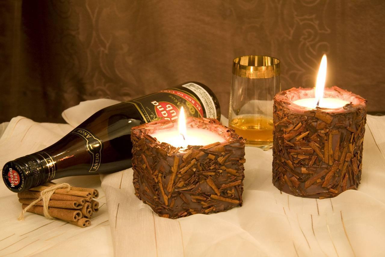 Рекомендации начинающим: как сделать свечку в домашних условиях
