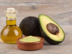 Масло авокадо – эффективный уход за волосами