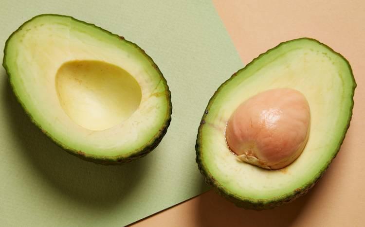 Может быть аллергия на авокадо