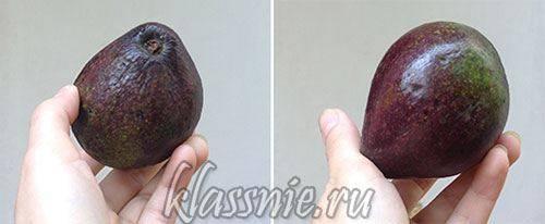 Авокадо черные прожилки внутри можно ли есть