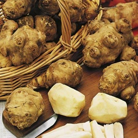 Топинамбур: рецепты приготовления для похудения
