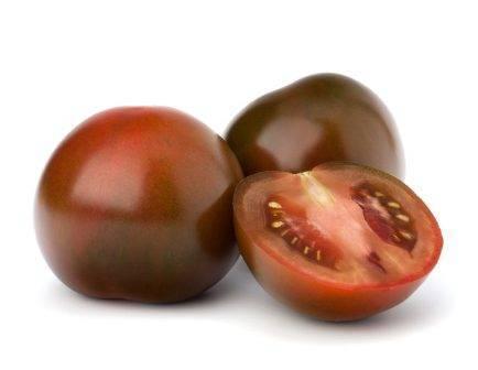Сорт томата черный принц