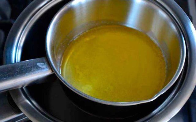 Прополис с маслом сливочным и растительным: как готовить