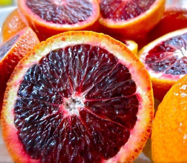 Гибрид апельсина и граната