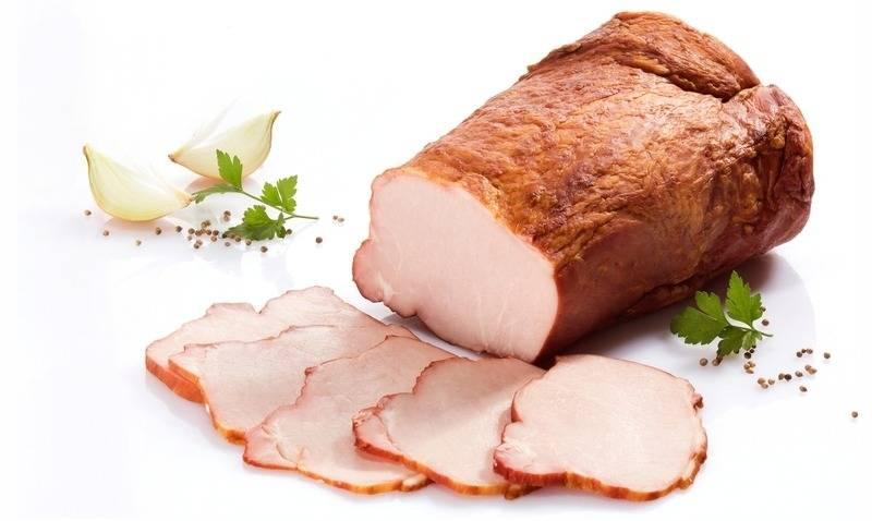 Название частей свиной туши при разделке