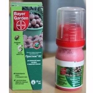 Как избавиться от вредителей в огороде с помощью средства престиж