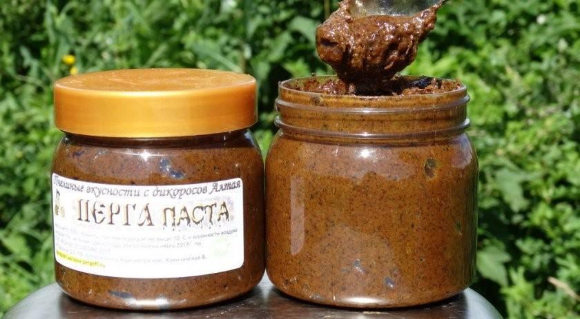 Мед с пергой: полезные свойства и противопоказания. как приготовить и употреблять - lechilka.com