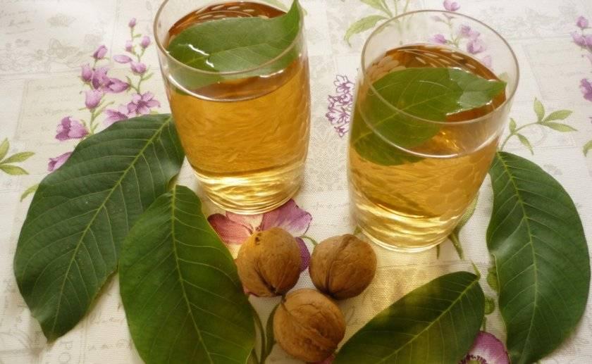 Лечебные свойства листьев грецкого ореха и их применение в народной медицине