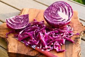 Красная капуста: состав и бжу, польза и вред для организма, рецепты приготовления