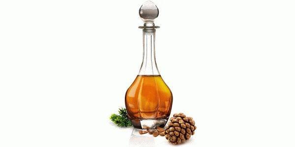 Кедровка: рецепт настойки на кедровых орехах