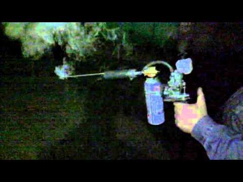 Дым пушка и обработка щавелевой кислотой, мой отзыв   практическое пчеловодство