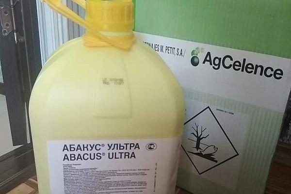Фунгицид Абакус Ультра