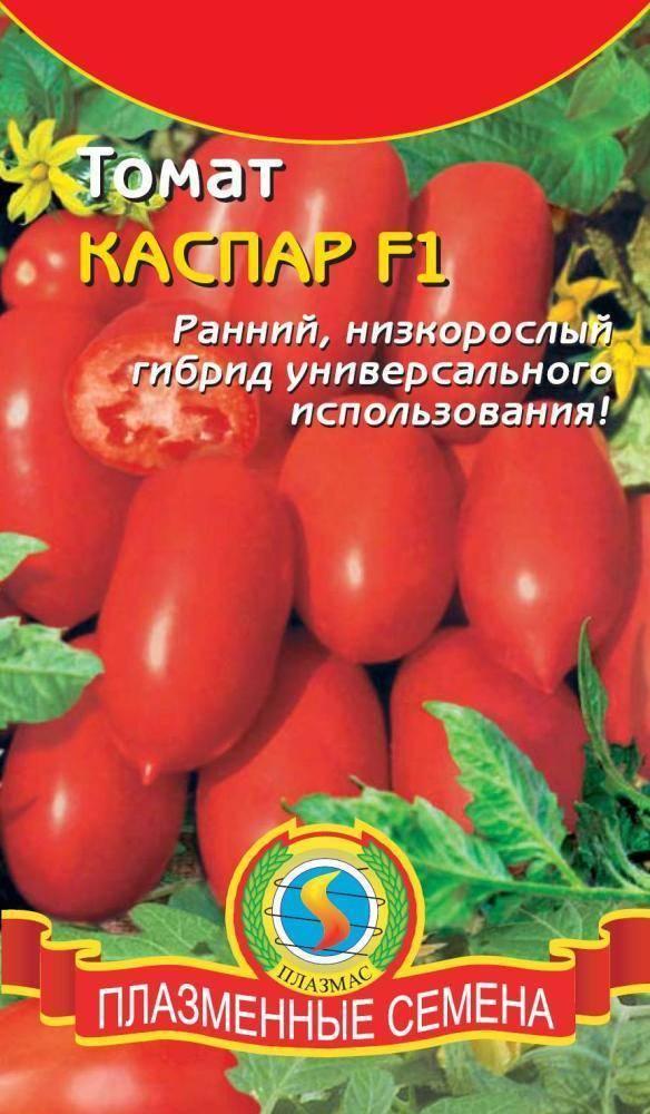 Сортовая характеристика томата каспар