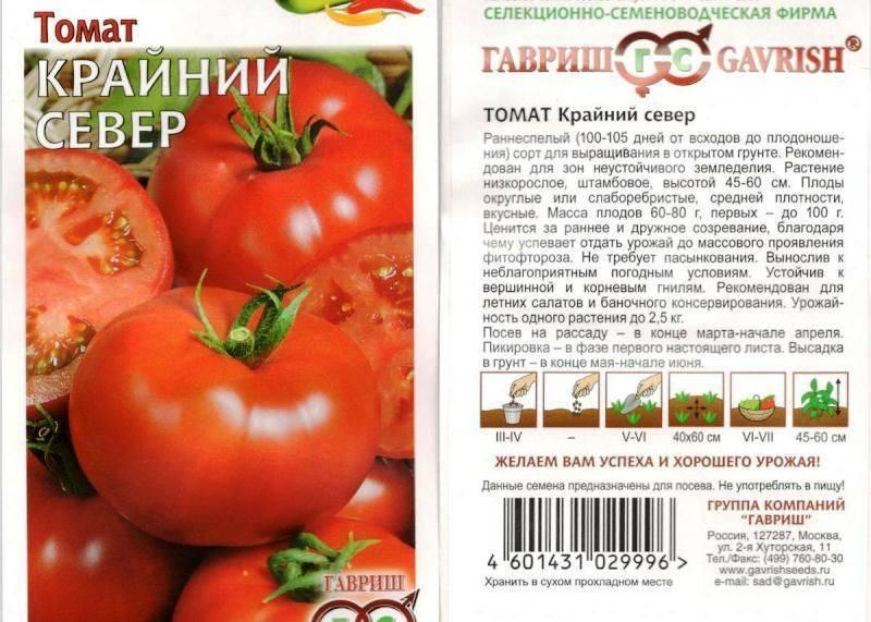 Самые урожайные семена томатов сибирской селекции - общая информация - 2020
