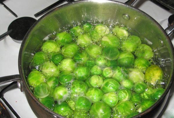 Брюссельская капуста – польза изящного овоща