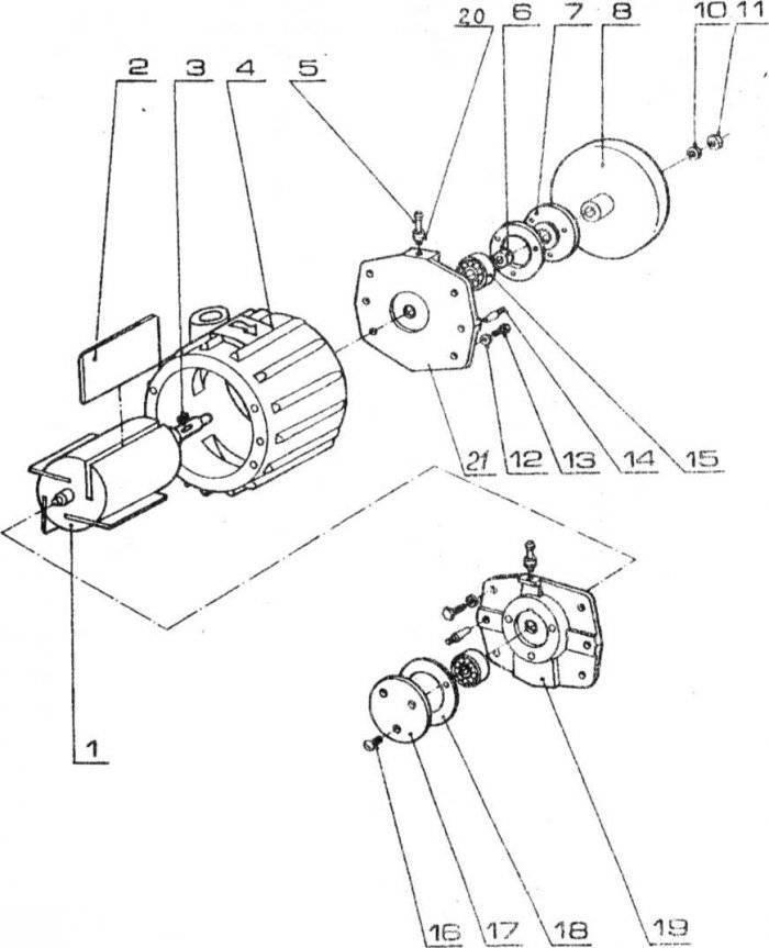 Доильный аппарат аид 2: инструкция по применению