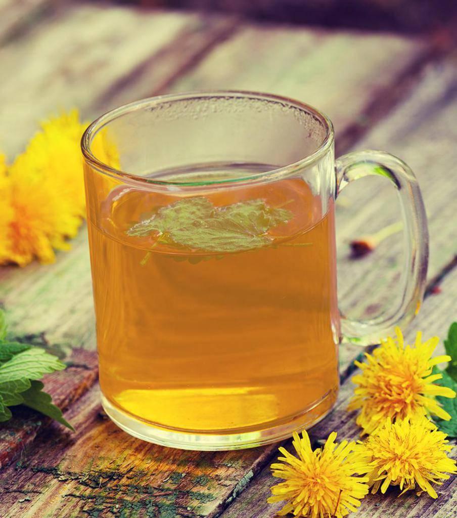 Польза чая из одуванчиков для организма человека