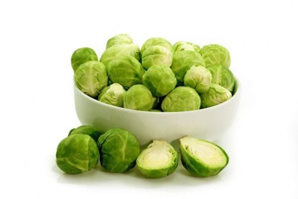 Брюссельская капуста: польза и вред, состав, калорийность