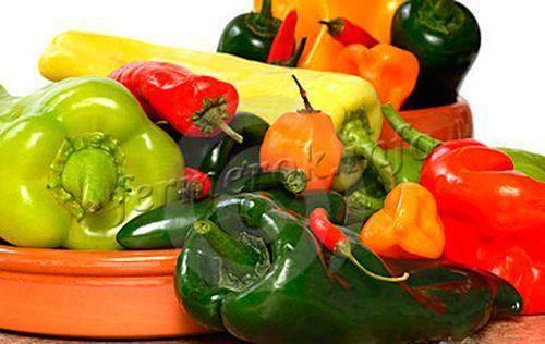 Сладкий перец: выбор сорта