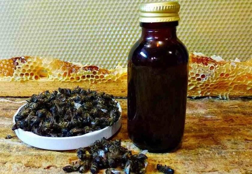 Лечение артроза пчелиным подмором