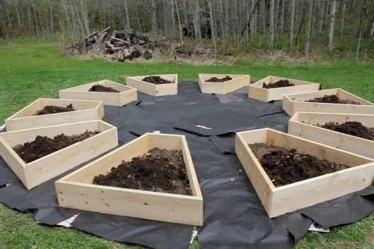 Какой материал постелить под щебень, чтобы не росла трава