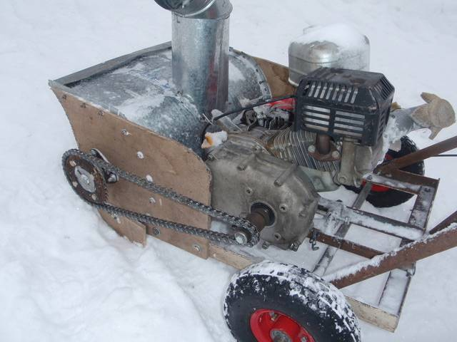 Снегоуборщик для мотоблока: виды насадок