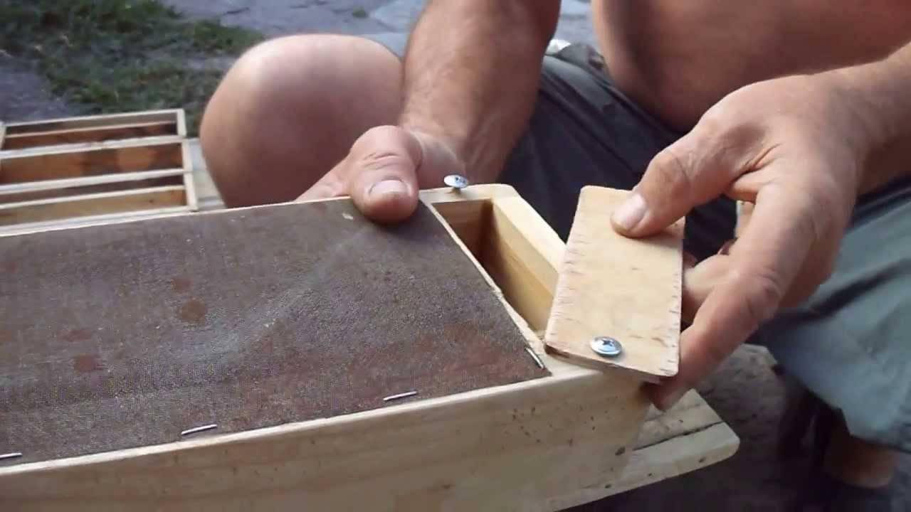 Кормушка для пчел своими руками. чертежи и рекомендации с видео