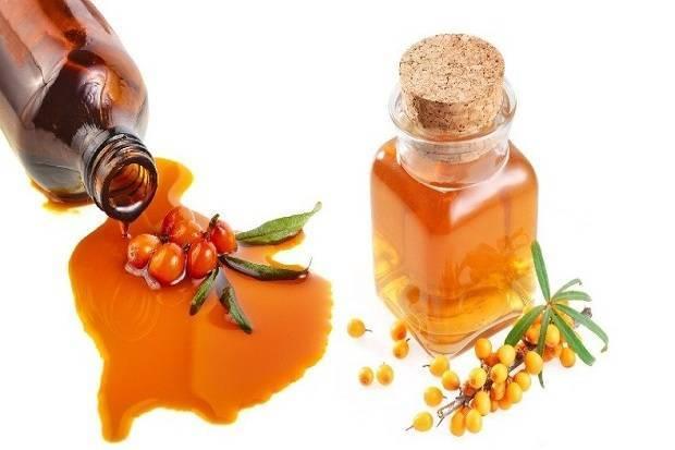 Облепиховое масло лечебные свойства приготовление
