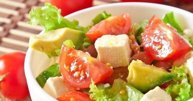 Рецепты для похудения с авокадо