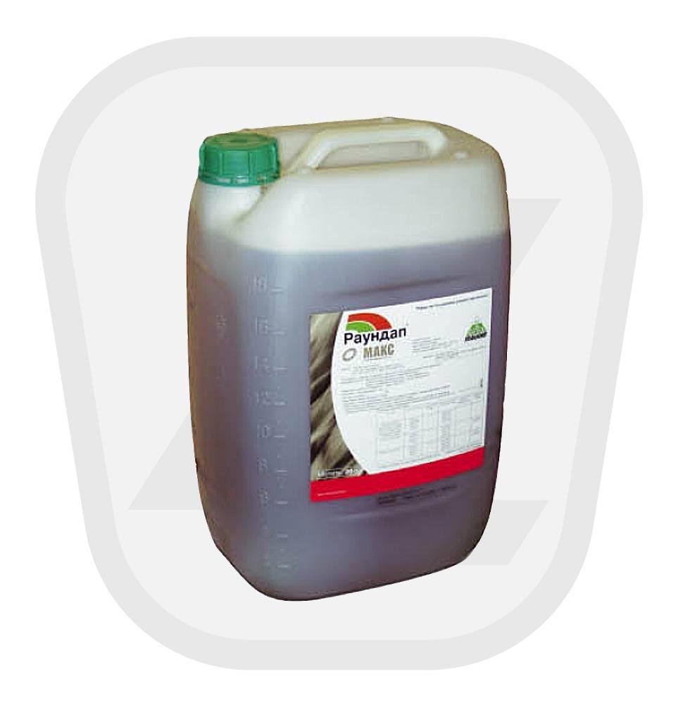 Раундап от сорняков: инструкция по применению гербицида
