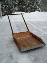 Как сделать снегоуборщик или лопату для снега своими руками - каталог статей на сайте - домстрой