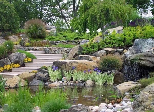 «каменистый сад»: как сделать рокарий своими руками