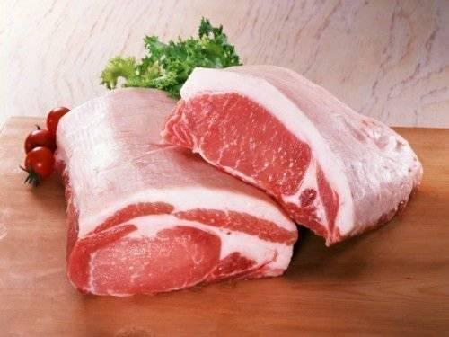 Как правильно разделать тушу свиньи + схемы частей тела