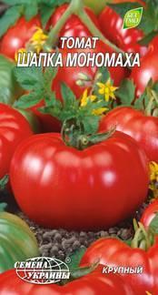 Сорт томата «шапка мономаха»: описание, характеристика, посев на рассаду, подкормка, урожайность, фото, видео и самые распространенные болезни томатов