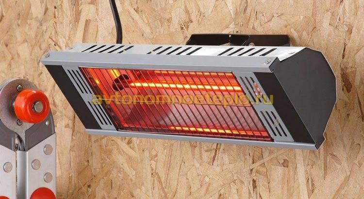 Инфракрасные обогреватели с терморегулятором для дачи — лучший выбор временного отопления