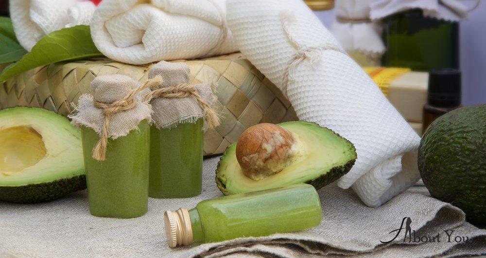 Масло авокадо для лица, волос, ногтей, еды