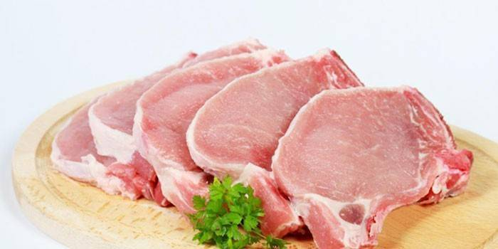Корейка какая часть туши свиньи