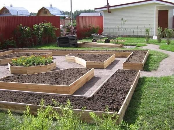 Рекомендации по созданию проекта дизайна огорода с грядками