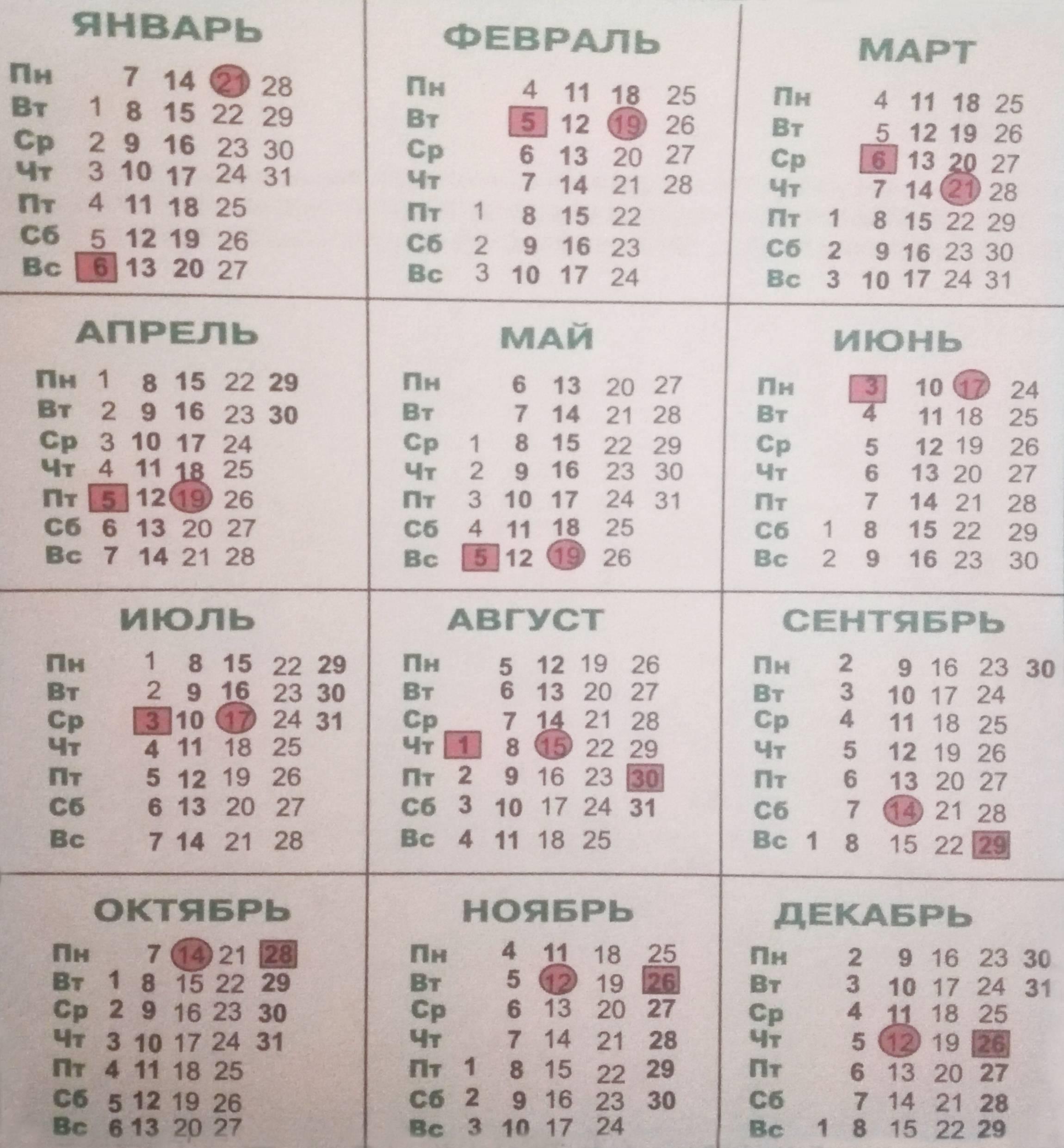 Лунный посевной календарь на март 2020 года садовода и огородника