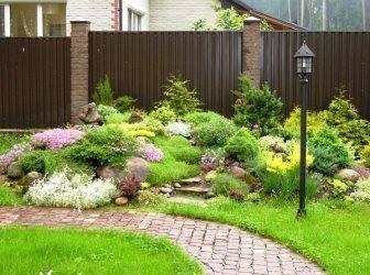 Дизайн сада и огорода своими руками на 6 сотках