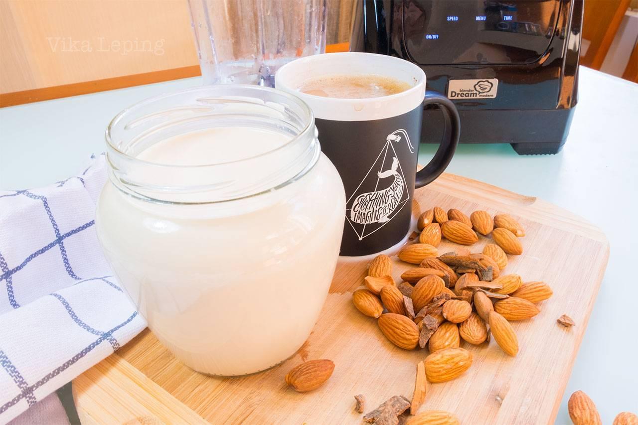 Миндальное молоко – польза и вред - свойстава и калорийность, польза и вред на your-diet.ru | здоровое питание, снижение веса, эффективные диеты