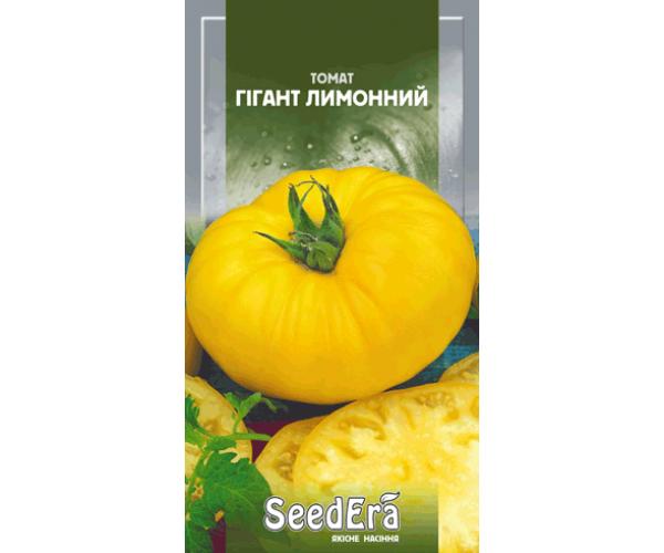 """Томат """"гигант лимонный"""": описание сорта, фото плодов-помидоров, выращивание и уход"""