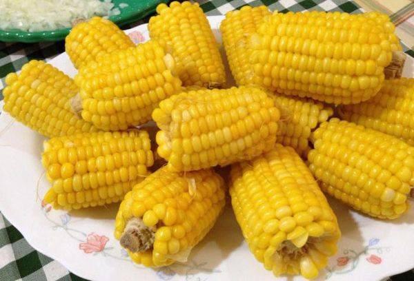 Польза вареной кукурузы, чем полезна вареная кукуруза